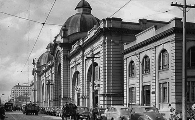 municipal market of sp
